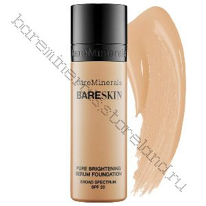 Пудра bareSkin Pure Brightening Serum SPF 20 цвет Bare Nude 09