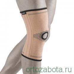 Бандаж на коленный сустав BCK270 полужесткий