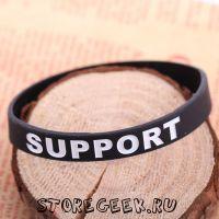 Купить силиконовый браслет Dota 2