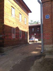 Торгово-административное здание, 2- этажа,  в самом центре города Иркутска, ул. Байкальская, 35