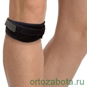 Бандаж на коленный сустав, брейс с силиконовой вставкой Т-8524