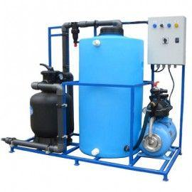 Система очистки воды АРОС 1(Для однопостовой автомойки)