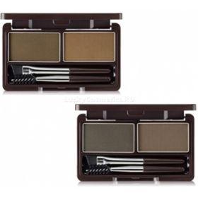 The Saem Eco Soul Eyebrow Kit - Пудра для бровей