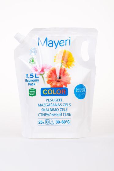 Гель для стирки Mayeri Color 1.5l
