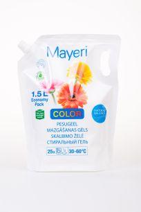 Гель для стирки цветного Mayeri Color 1,5 л