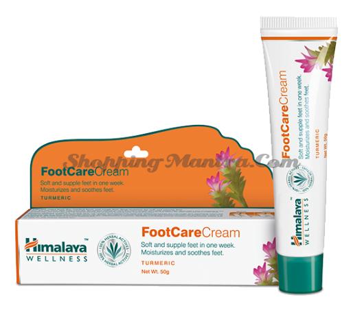 Крем для ухода за кожей стоп Хималая / Himalaya Foot Care Cream