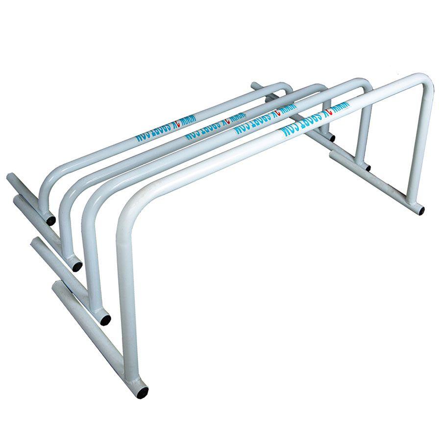 Комплект барьеров металических 4 шт.