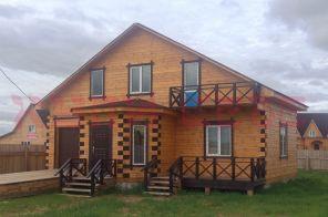 Проект Дом мансардный 6х12м, 112 м2 + гараж 18м2