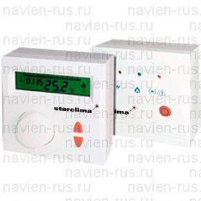 Комнатный радио термостат для всех типов котлов