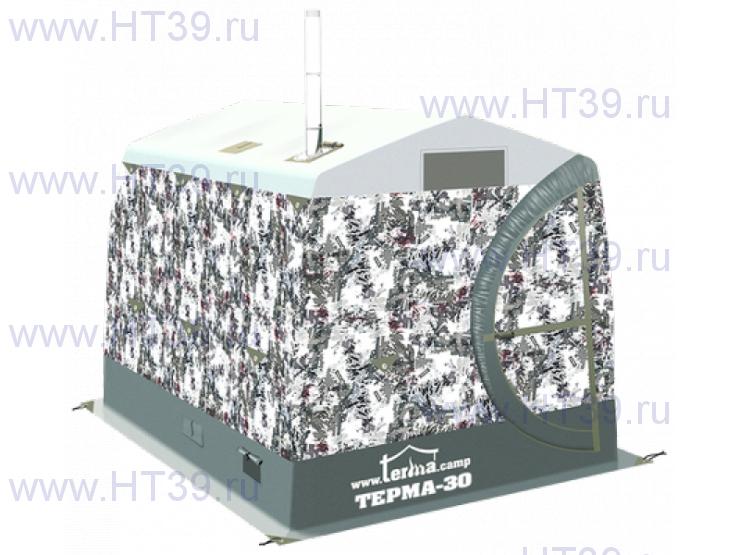 Палатка мобильная баня Терма - 30
