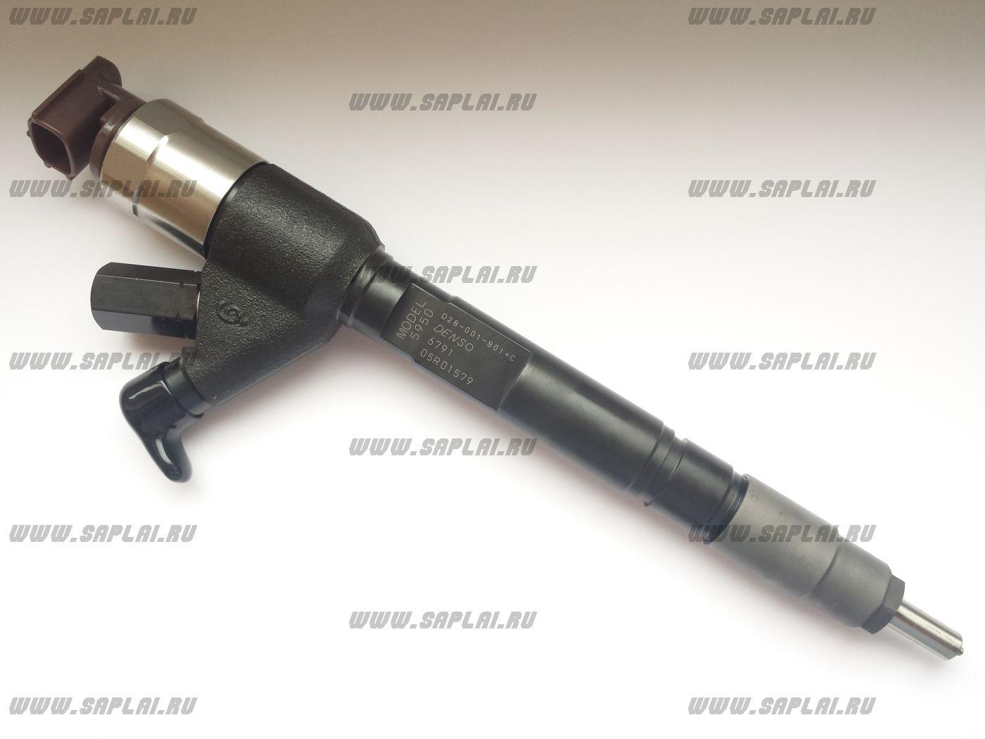 095000-6790  форсунка DENSO SDEC TRUCK SC9DK (D28001801)