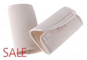 Накладки на лямки эрго-рюкзака или хипсита из БАМБУКА