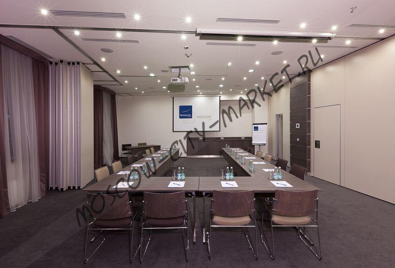 Конференц зал Париж+Лондон в Центральном Ядре