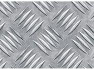 Лист алюминиевый рифленый 1,2мм, 1,5мм, 2мм, лист 1200х3000мм