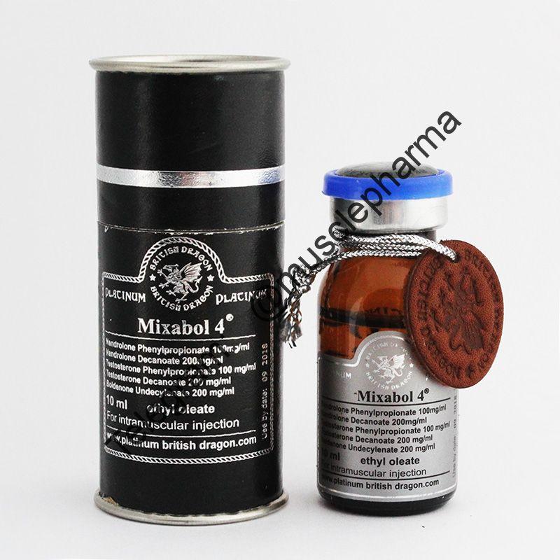 MIXABOL 3 (НА МАССУ). 1 флакон * 10 мл