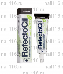 RefectoCil Sensitive Черная