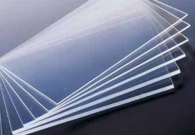 Стекло экструзионное прозрачный акрил polglas, 5мм