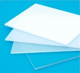 Стекло экструзионное молочный акрил plexiglas, 4мм
