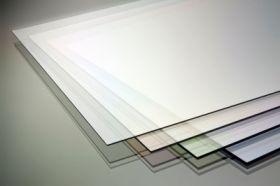 Пэт (полиэтилентерефталат) пэтг vivak clear прозрачный, 0,5мм