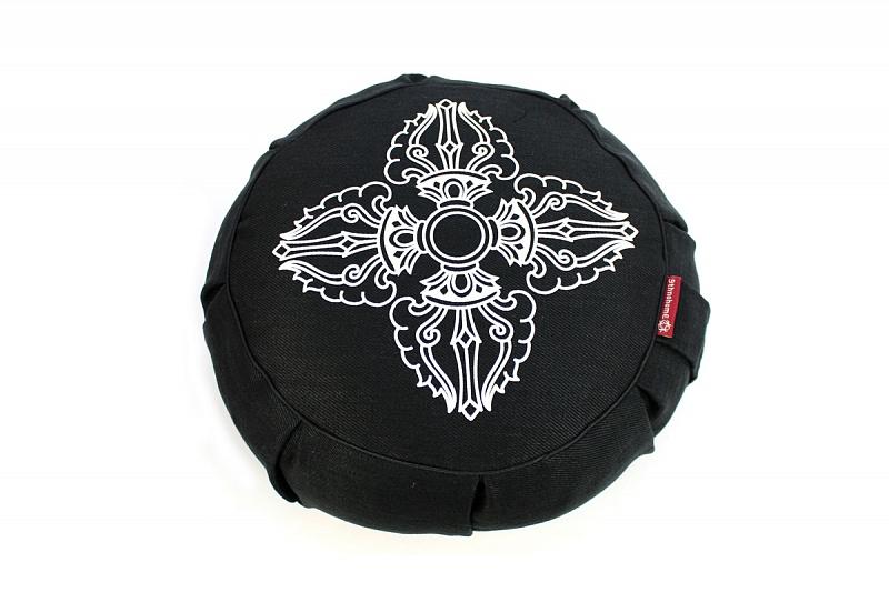 """Подушка для медитации """"Хэмп"""" Ваджра"""