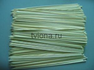 Бамбуковые палочки для картофельных чипсов