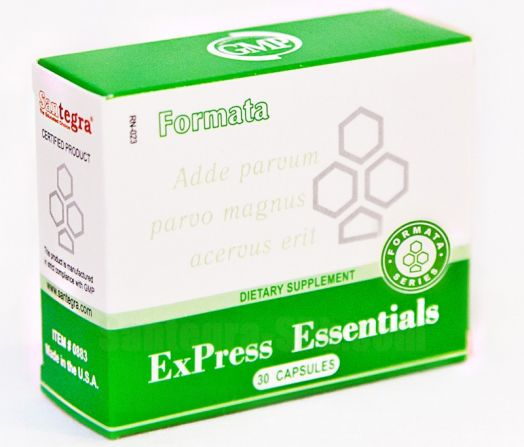ExPress Essentials (ЭксПресс Исеншлс)