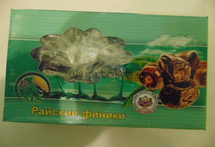 Райские финики уп-500гр