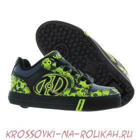 Роликовые кроссовки Heelys Motion Plus 770535