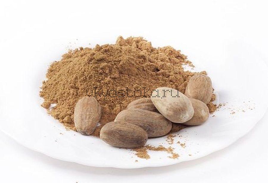 Мускатный орех молотый 100гр
