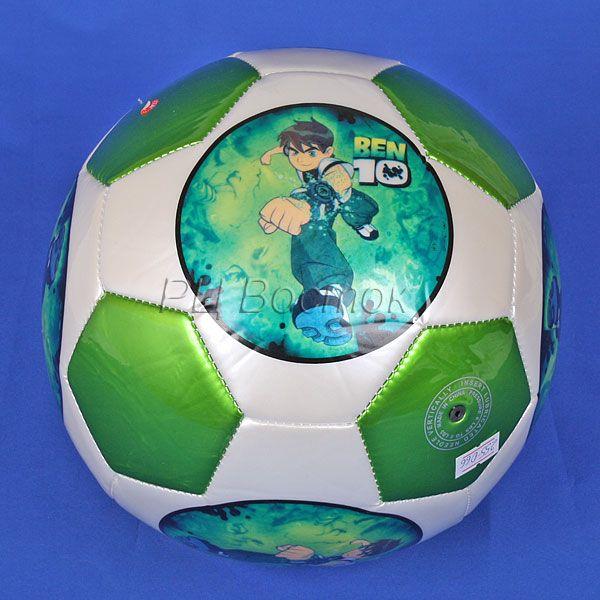 Мяч футбольный Ben 10