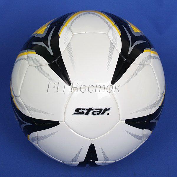 Мяч футбольный клееный