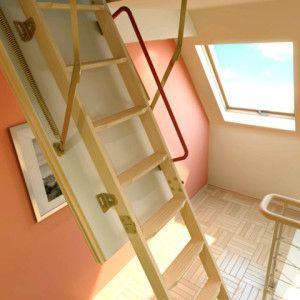 FAKRO Чердачная лестница LTK Thermo