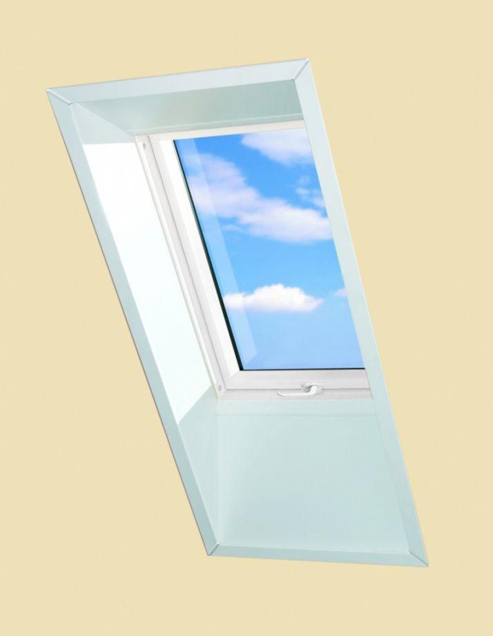 Откосы для пластиковых мансардных окон XLW-P