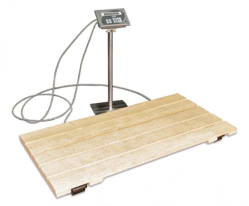 Мобильные весы для взвешивания скота ТВУ-2