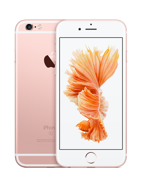 Apple iPhone 6S Plus 16GB LTE Rose Gold