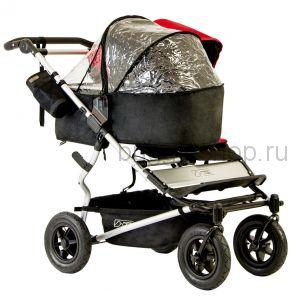 Комплект дождевиков для коляски для погодок Mountain Buggy Duet