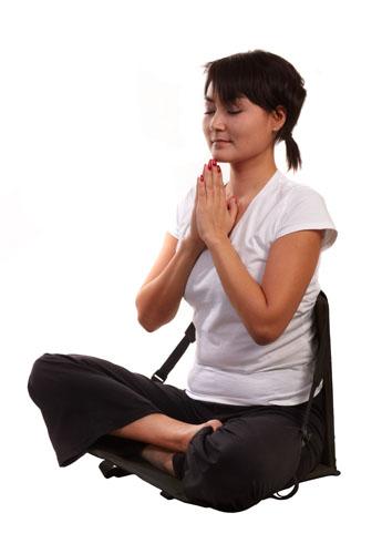 Кресло для медитации складное