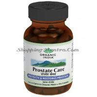 Препарат для здоровья простаты Простат Органик Индия / Organic India Prostate Care