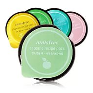 INNISFREE Capsule Recipe Pack - Капсульные маски 10ml