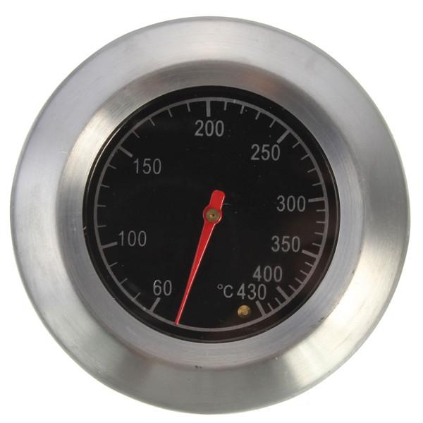 Термометр для гриля и коптильни 60-430 градусов.