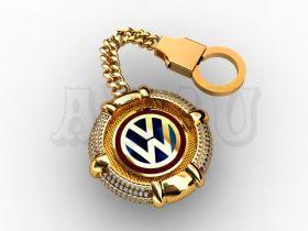 "Брелок Фольксваген ""Volkswagen""."
