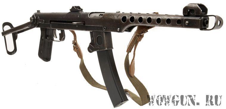 ППС 43 пистолет-пулемет Судаева СХП. Купить ППС - стреляющий макет.