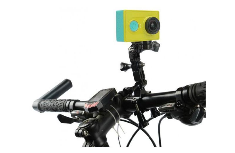 Крепление на руль велосипеда для экшн-камеры