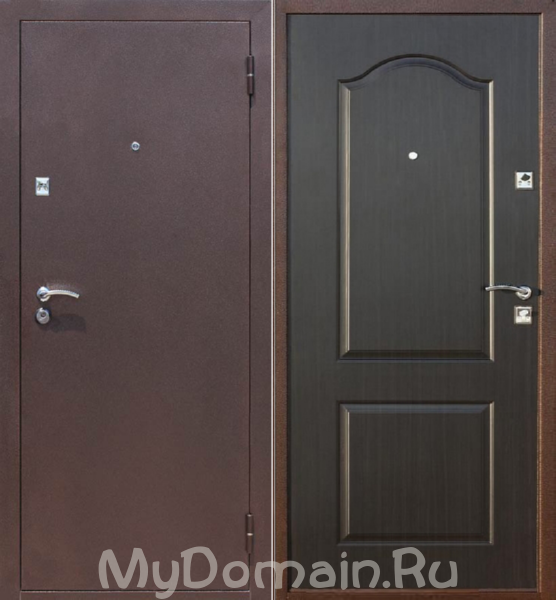 Дверь Йошкар Стройгост 7-2 Венге