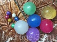 гидрогель шарики большие