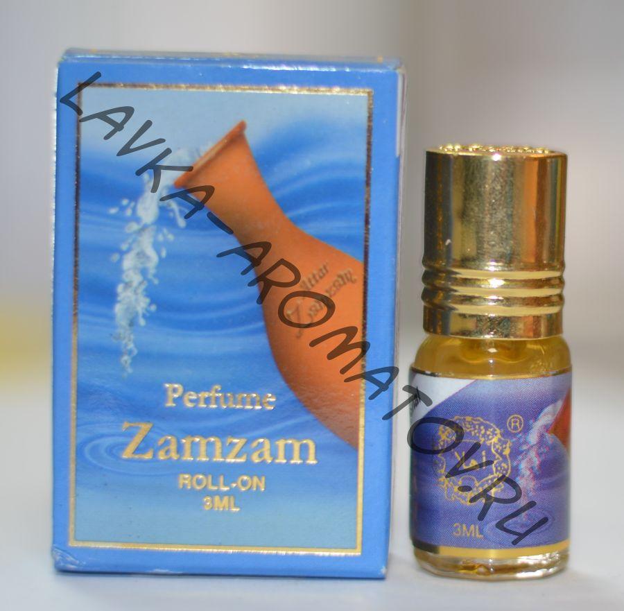 Миск Zam-Zam Al Rehab 3 мл упаковка 12 шт (64руб/шт)