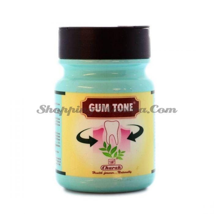 Лечебный зубной порошок Гам Тон Чарак / Charak Gum Tone Tooth powder