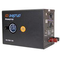 Инвертор ПН-750 Н  12В 450 VA ЭНЕРГИЯ инверторный синусоидальный источник бесперебойного электропитания со встроенным стабилизатором
