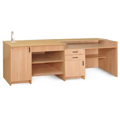 Комплект столов демонстрационных для кабинета химии