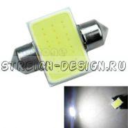 Светодиодная панель белая COB 14*31 18 3Вт 12chips 12V